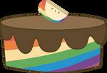 Zapapple Chocolate Cake