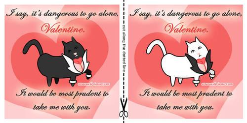 I Say, Valentine!