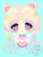 Sailor Moon Angel by fruitsrabbit