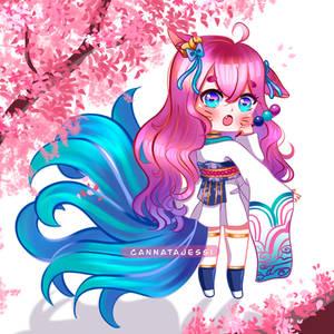 Spirit Blossom Ahri
