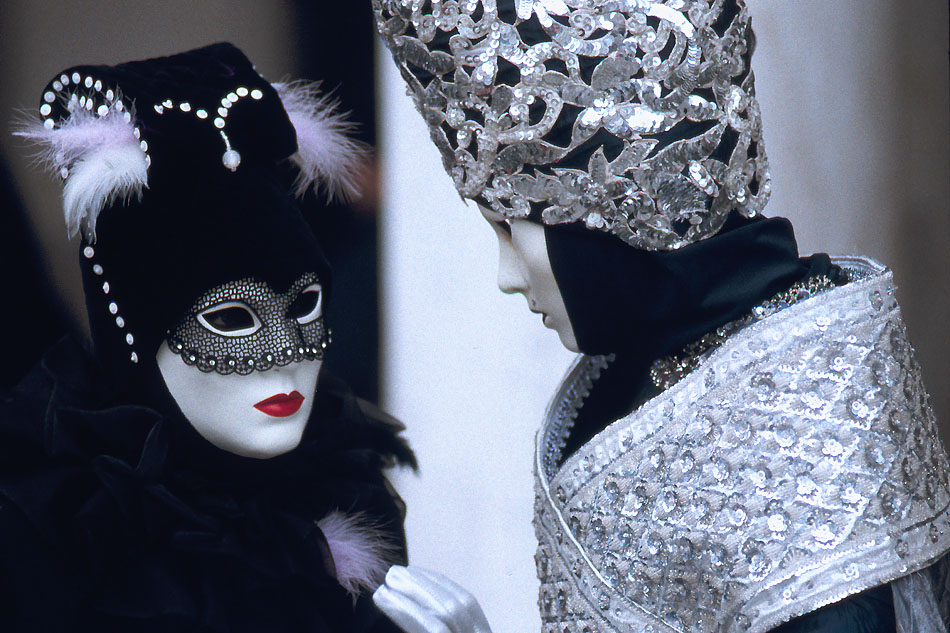 Venetian carnival 5 by multix