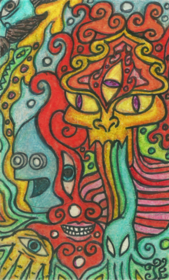 Neurotica by RevolutionaryPeace