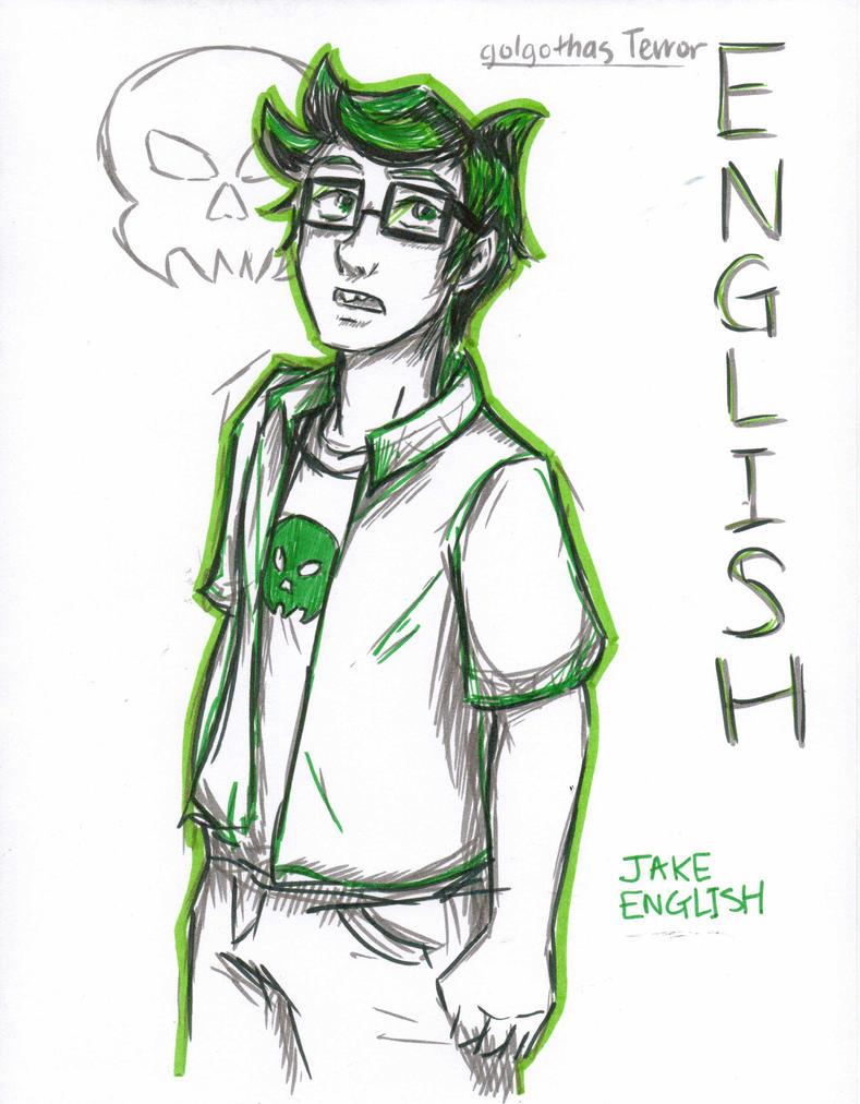 english binder covers