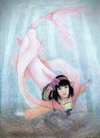 Koi - Shikigami - Onmyoji by LaChicaRara
