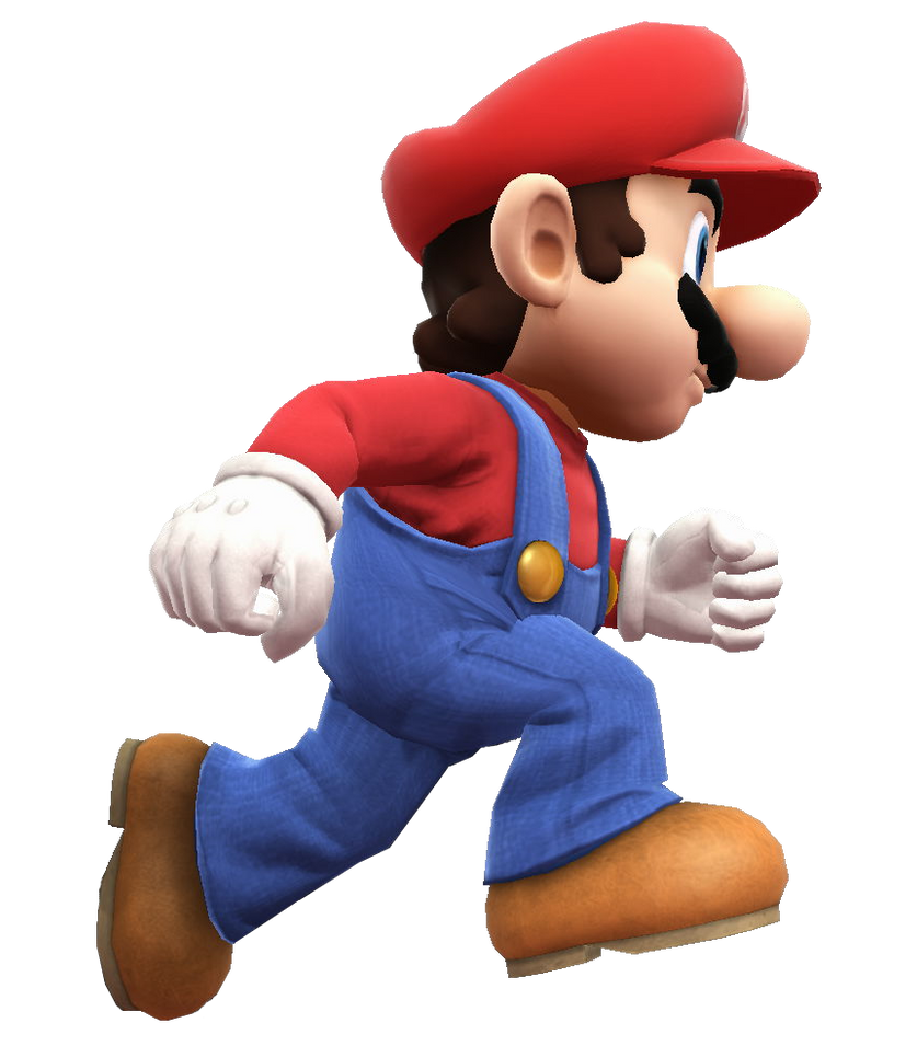 Mario Walking Animated Gif