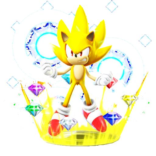 Super Sonic Finish By Banjo2015 On Deviantart