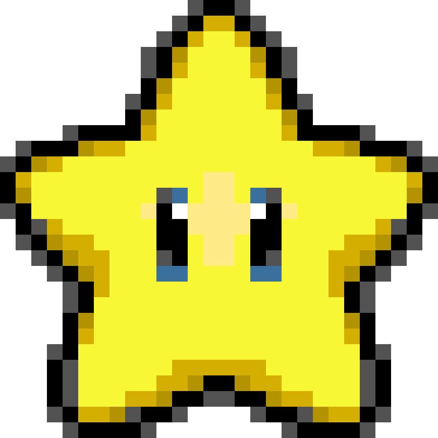 Spin Master - Star Wars Pixel Pops – Yoda  |Pixel Star