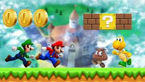Super Mario Bros (2015)