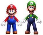 Mario Brothers (Sotchi 2014) 2