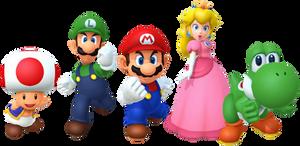 Team Super Mario (MP10)