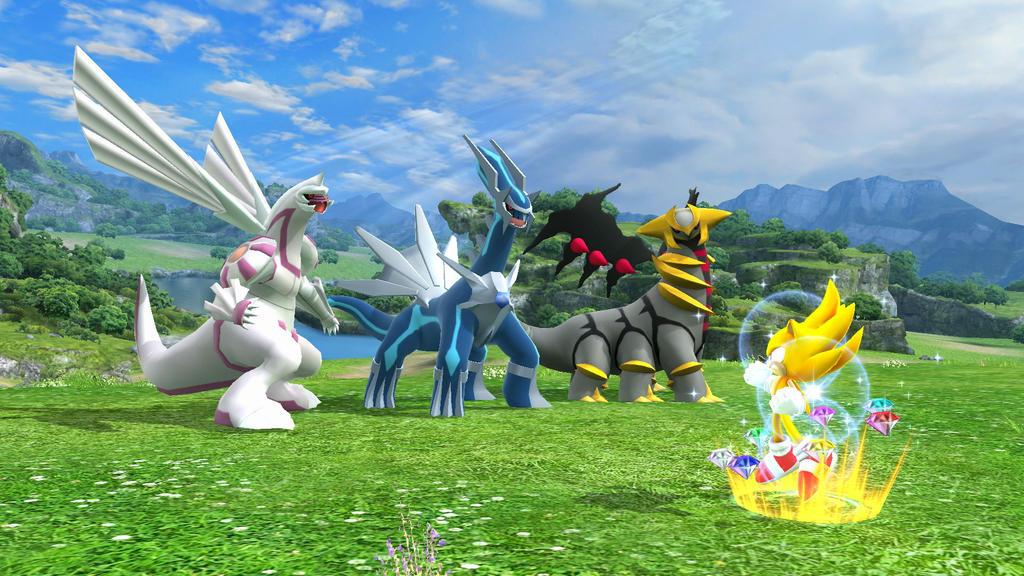 Pokemon Dialga Vs Palkia Images | Pokemon Images