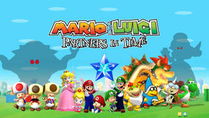 Mario and Luigi Partners in Time new cover alt