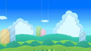 Paper Mario Background
