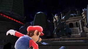 Mario vs Zekrom