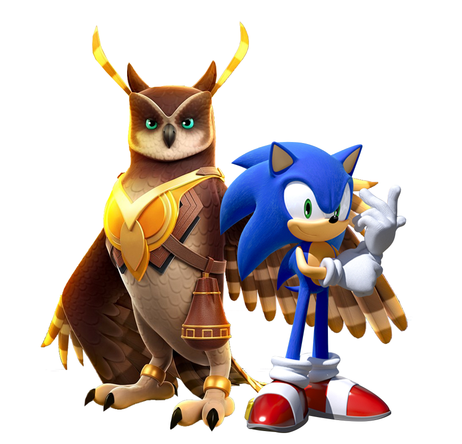 Modern Sonic And Longclaw By Banjo2015 On Deviantart