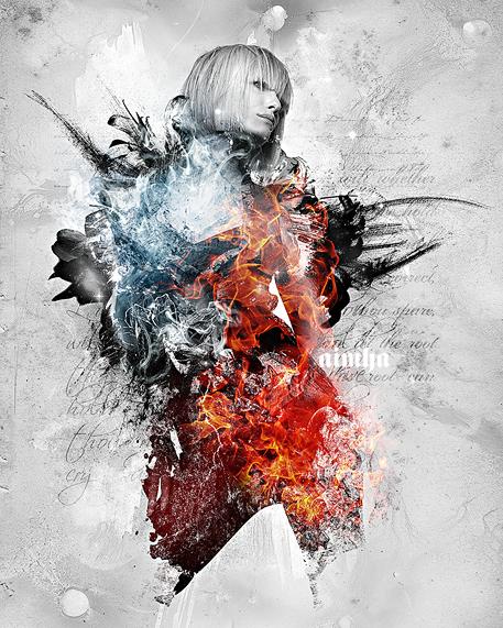 My Heart Still Burns by AimhaDesign
