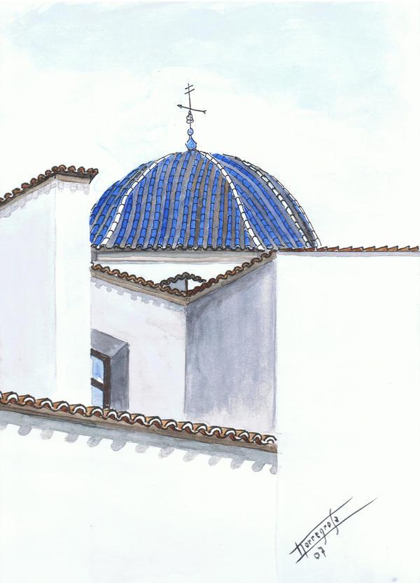 Casas mediterraneas by LuisTorregrosa on deviantART