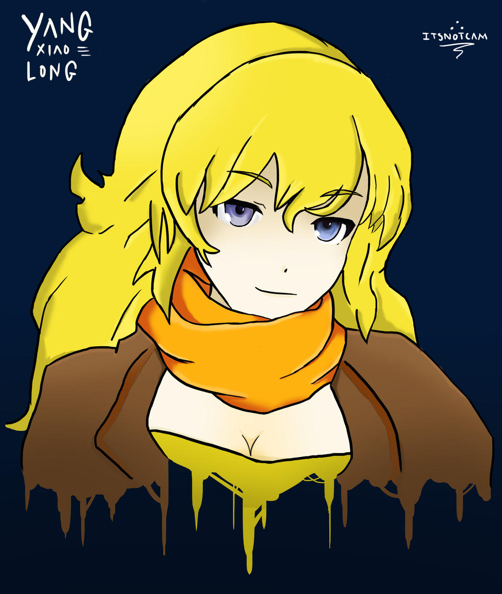Yang Xiao Long Wallpaper: Yang Xiao Long By ItsNotCam On DeviantArt