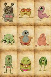 My Cute Monsters