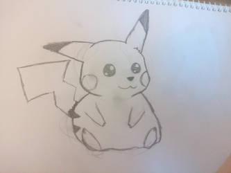 pikachu by Cerasijaina