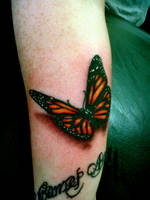 3d tattoo by nathan241087