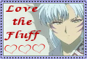 Sesshomaru Stamp by LilTeri