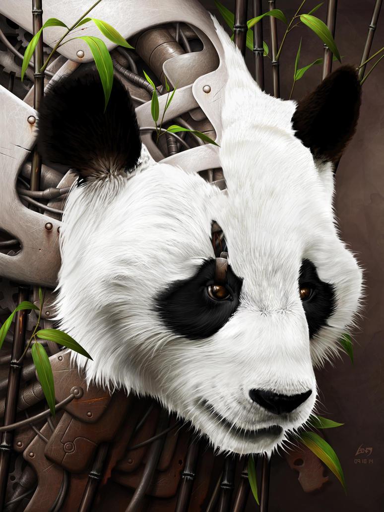 Wild 2 - The Panda by BenF