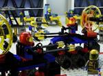 Lego, Redus space base