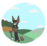 Gardening Trial - Anton