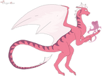 Dragon Cave 7- Arsani Dragon by DragonianGirl2000
