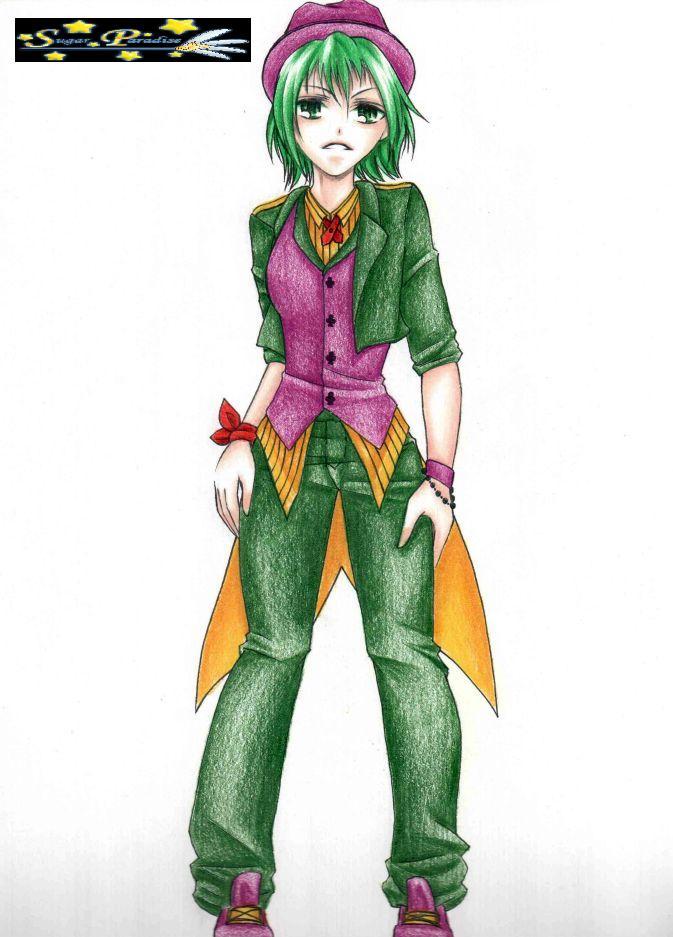 CE: Nica by Captain-Kiryu