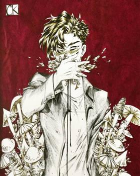 Mute Flowers: Blood