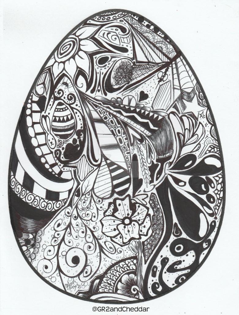 Fancy Egg by GR2andCheddar