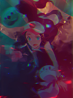 Pokemon by Aiko1001
