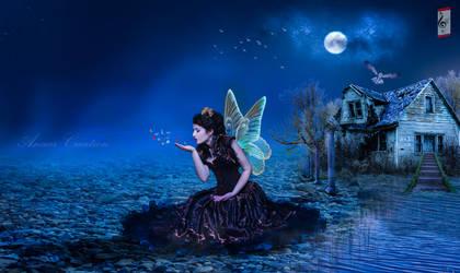 Angel of Butterfly