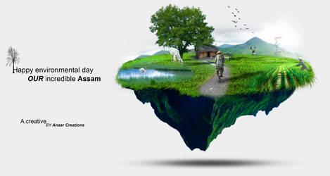 Incredible Assam