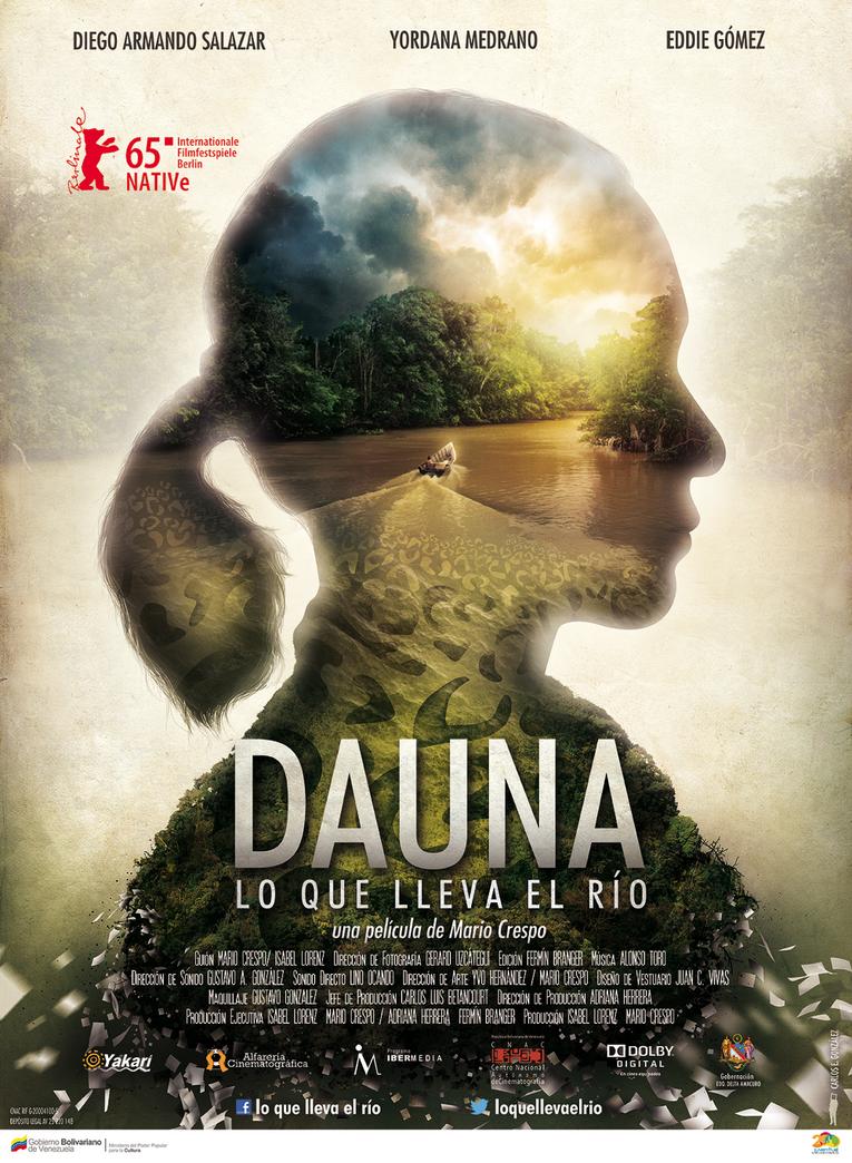Dauna Lo Que Lleva El Rio by parckless