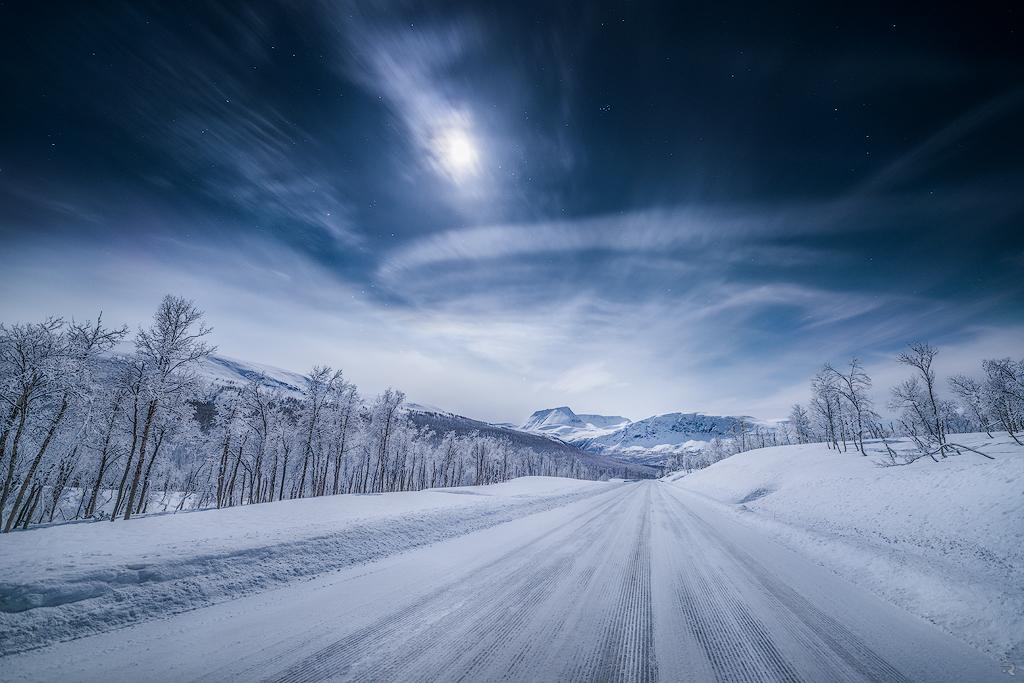 Winter Rush by Trichardsen