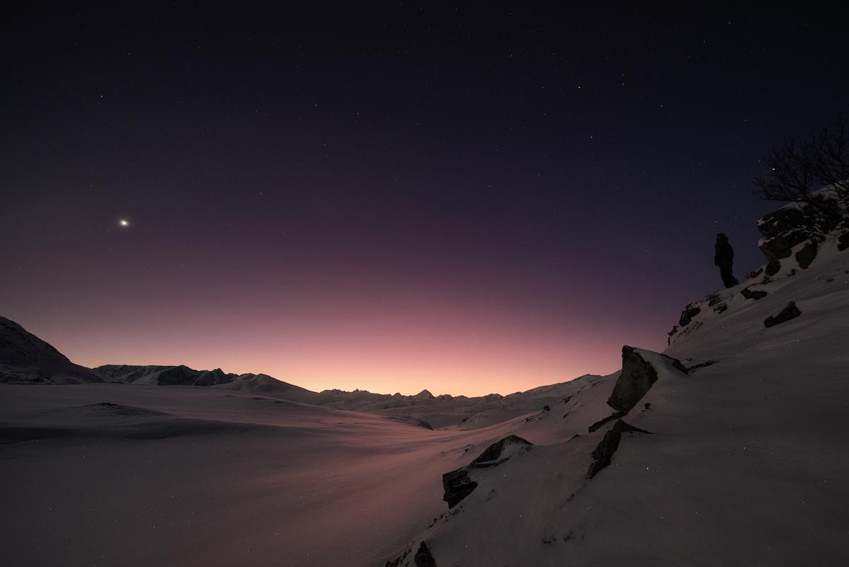 Evening Star by Trichardsen