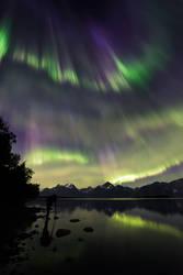 Aurora photographer by Trichardsen