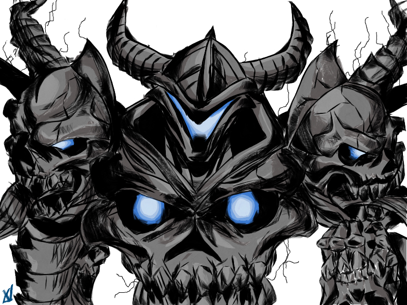 Dage the Evil by xiflame on DeviantArt