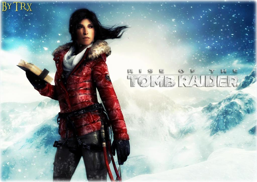 Rise Of The Tomb Raider Wallpaper By TRXNALARA