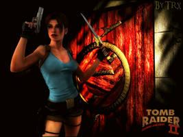 Tomb Raider II. (Wallpaper 04) by TRXNALARA