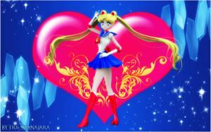 Sailor Moon (Sailor Moon S Version) by TRXNALARA
