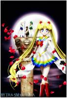 Sailor Moon Crystal Season 3 (Wallpaper 01) by TRXNALARA
