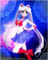 Sailor Moon (Wallpaper 05) by TRXNALARA