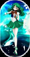 Sailor Neptune (Wallpaper 01)