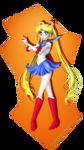 Sailor Moon (Wallpaper 07)