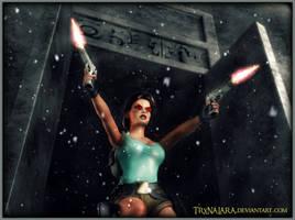 Tomb Raider I. (Wallpaper 03) by TRXNALARA