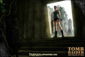 Tomb Raider II. (Wallpaper 20) by TRXNALARA
